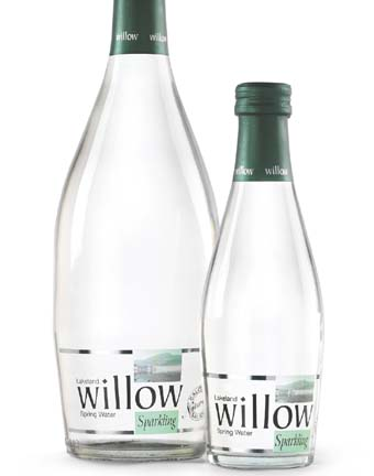 Willow Spring Water new for the on-trade