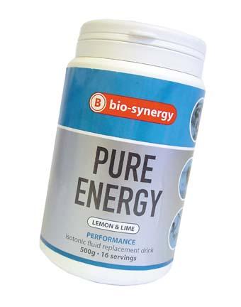 bio-synergy's Pure Energy hangover cure
