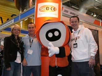 First énergie SHOKK franchise sold