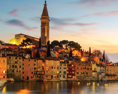 Transforming Istria