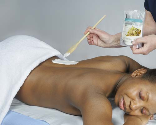 Wrap up with Moor Spa