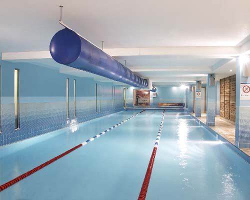 City of London's only 25m pool changes to PoolSan