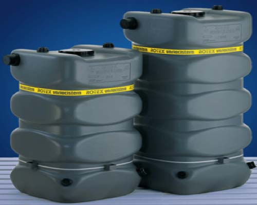 Rotex to help cut water consumption