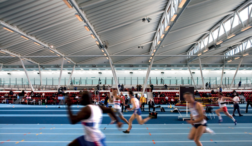 Sustainable Sports Buildings