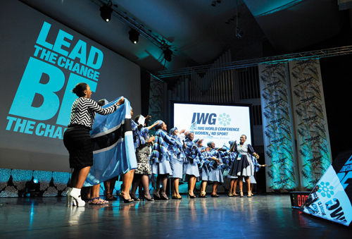 IWG World Conference