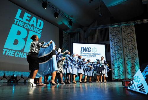 IWG World Conference