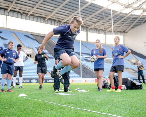 Coventry a new sporting powerhouse
