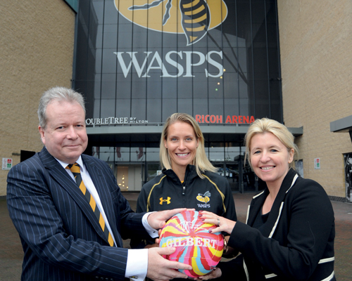 Wasps catch the netball buzz