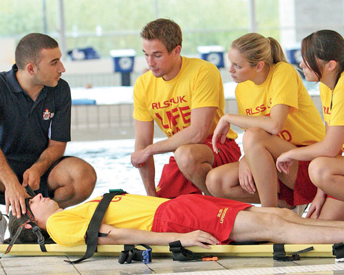 Lifeguard and swimming teacher shortages?
