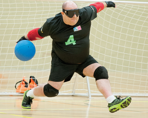 Growing Goalball