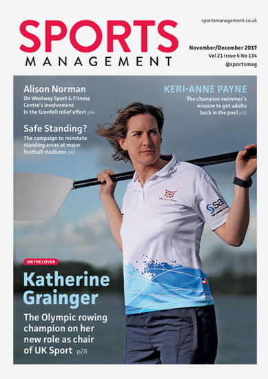 Katherine Grainger