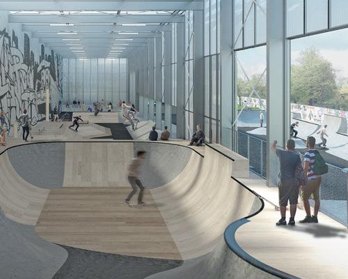 The power of skateboarding