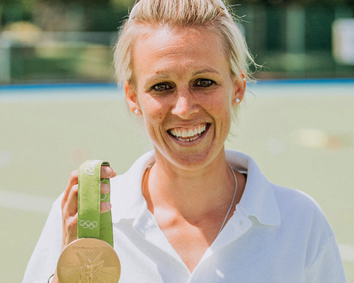 People profile: Alex Danson, GB and England hockey captain and Olympic gold medallist