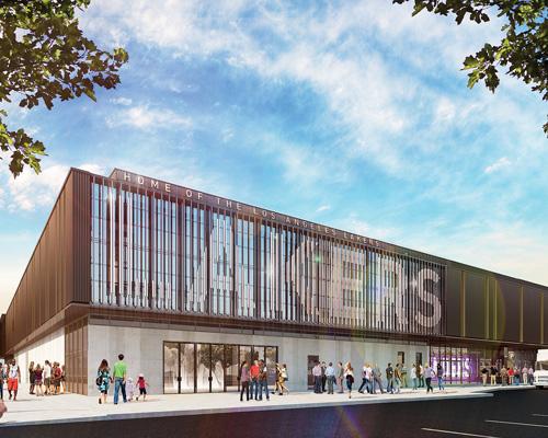 Laker's New HQ