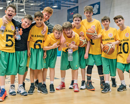 Growing the grassroots: Basketball