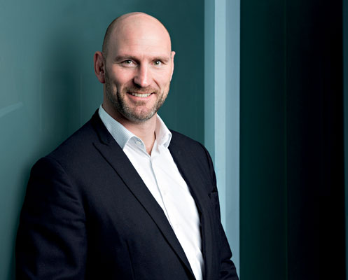 Interview: Lawrence Dallaglio