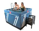 Waterflex and Aquatic Systems introduce the Fits Pool