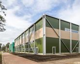 Neptunus creates sports hall for the Dutch Judo Association