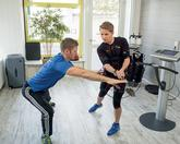 Thomas Ott outlines the use of EMS training for professional athletes