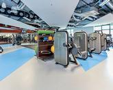 Sports hub helped by Gerflor