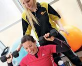 Welcoming disabled guests into leisure centres