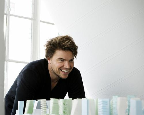 Bjarke Ingels is the only architect on this year's TIME list of influential people / Steve Benisty