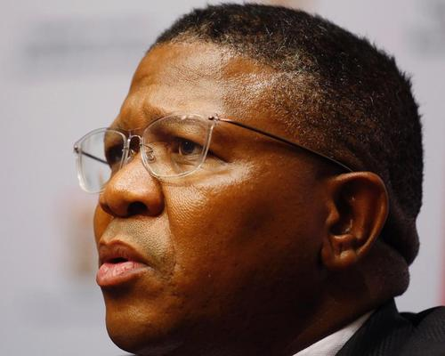 Sports minister Mbalula said the punishment was the 'right thing to do' following the 'grave injustices of the past' / Schalk van Zuydan/Press Association