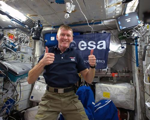Lift-off for Life Fitness with European Space Agency gym contract