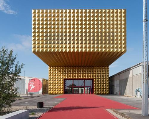 MVRDV's spiky Danish Museum of Rock opens in Roskilde