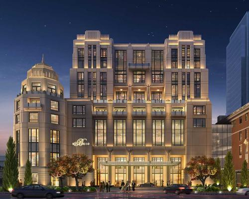 Hospitality specialists WATG architects are designing a 160-bedroom Bellagio Shanghai, set to open in early 2017
