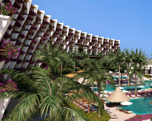 The US$150m Grand Velas Los Cabos is the fifth property for the family-owned and -operated copany