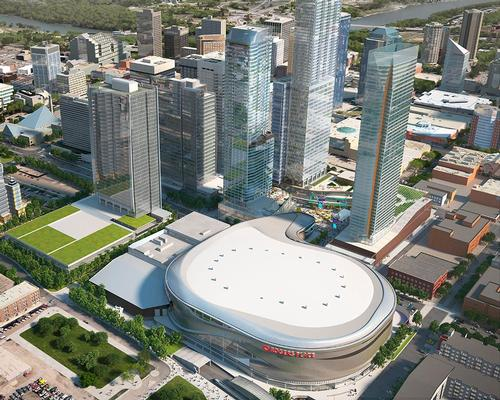 The arena will reinvigorate downtown Edmonton / Rogers Place