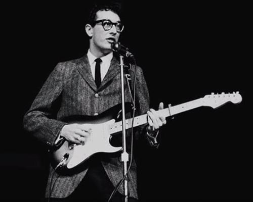Buddy Holly, who died at only 22 years of age, remains one of the most iconic and influential figures in rock and roll history / YouTube