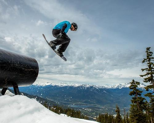Whistler Blackcomb is best known for its winter offerings / Whistler Blackcomb