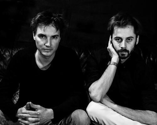 German designers Toni Egger and Felix Tarantik are behind the Saunagondels / Saunagondel