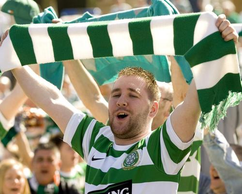 Celtic fans will be able to take advantage of a safe-standing zone from the start of next season / Maxisport/Shutterstock.com
