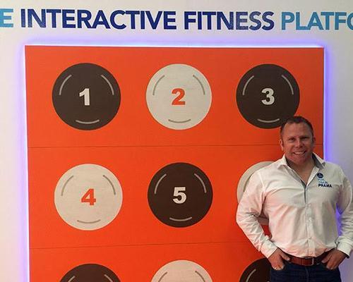 Colin Averis named UK sales director for Pavigym