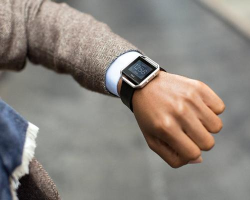 The new smartwatch-inspired Fitbit Blaze was a key driver of growth