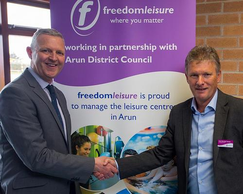 Freedom Leisure takes reins of Arun facilities