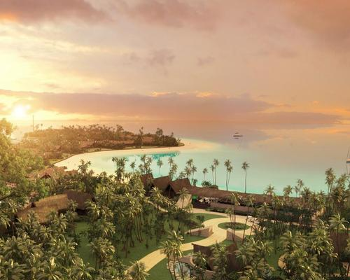 Sustainability will be reflected throughout the resort, through active management of energy, water, waste, biodiversity, purchasing and chemical usage