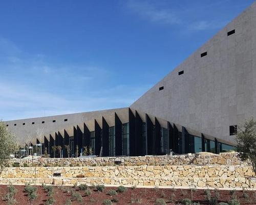 The US$60m, (€55m, £40m) project, which has the intention of creating an iconic building to act as a beacon of hope for the Palestinian people, was first mooted in 1999