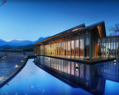 The Dusit Thani Hot Springs and Wellness Resort Fuzhou will be located in Lianjiang County, a well-known hot springs destination in the northern area of Fuzhou