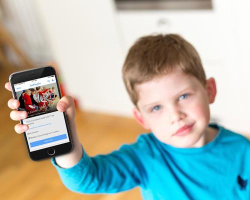 Tech entrepreneur aims to transform child activity sector