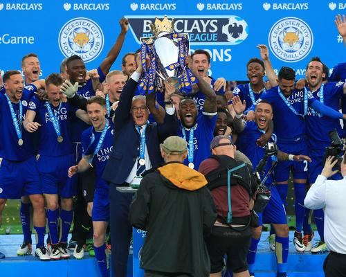 Leicester City's shock league win could boost Britain's football tourism