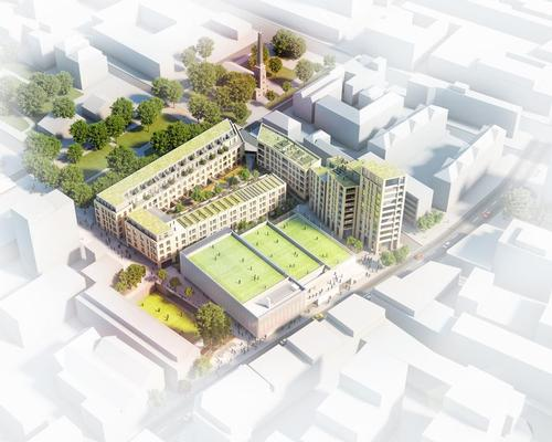 Five designs have been shortlisted for the project / Islington Council