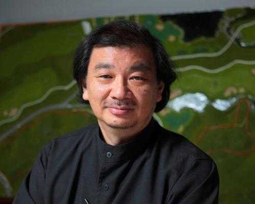 Shigeru Ban spoke to CLAD about his philosophy as an architect / Shigeru Ban