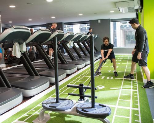 Bannatyne's reaches for new heights at Tower 42 flagship