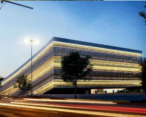 The building will house a collection of more than 200,000 ethnographic artefacts and 400,000 Hungarian historical documents / Museum of Ethnography/Axion Visual