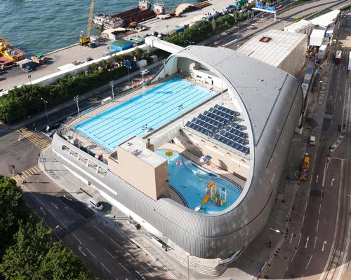 The first phase, completed in 2011, saw the creation of an outdoor pool and a smaller leisure pool / Farrells