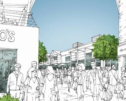 The Dover, St James project forms part a wider regeneration project to cater for the town's growing population / St James, Dover